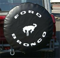 Bronco Best Tire Covers