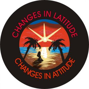Changes in Latitude Beach Tire Cover