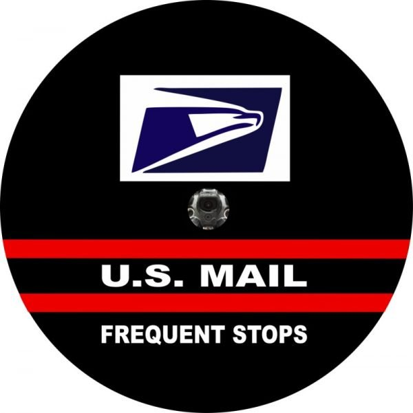 US Mail Tire Cover JL Image