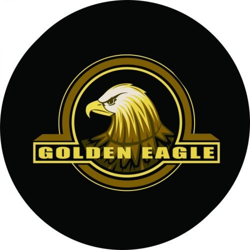 Golden Eagle Tire Cover Image