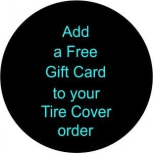 Add a Gift Card Tire Cover Image