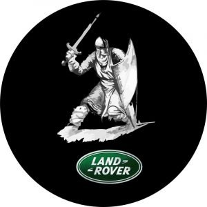Land Rover Gladiator Tire Cover Image