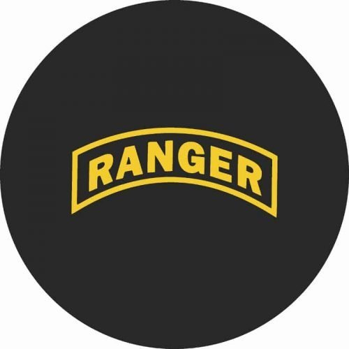 Image of aa Army Ranger Spare Tire Covers