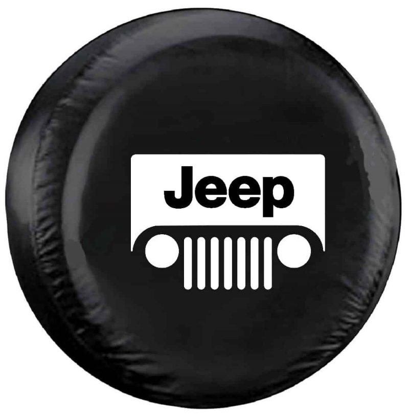 Wholesale New Jeep Dealer Logo Tire Covers