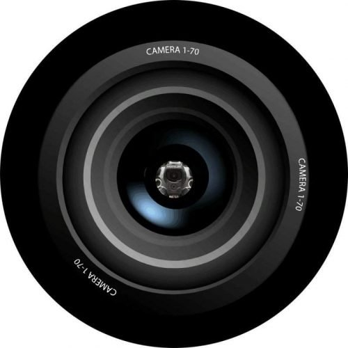 Image of a Camera Image Back Up Camera Tire Cover