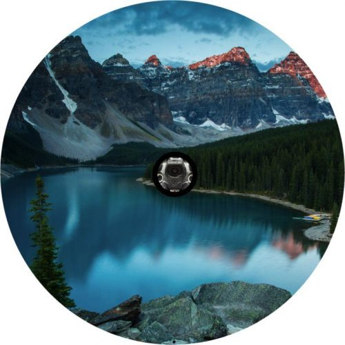 Image of a Great North Back Up Camera Tire Cover