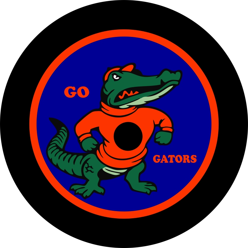 Gator Back Up Camera Tire Cover
